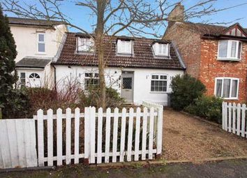 Thumbnail 3 bed cottage for sale in The Street, Bredfield, Woodbridge, Suffolk
