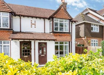 Thumbnail 2 bed end terrace house for sale in Southampton Road, Lyndhurst, Hampshire
