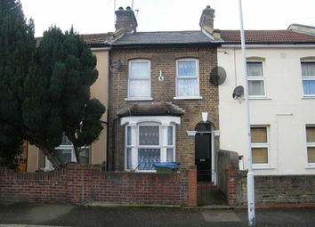 Thumbnail 2 bed terraced house for sale in Hall Road, London