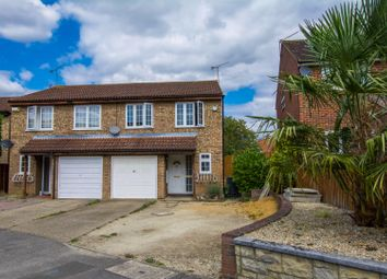 Thumbnail 4 bed semi-detached house for sale in Sandringham Court, Slough