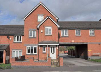 Thumbnail 4 bedroom town house for sale in Park Street, Fenton, Stoke-On-Trent
