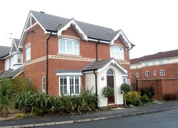 Thumbnail 3 bed terraced house to rent in 2 Tiverton Dr, Ws