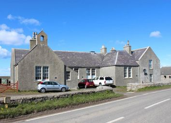 Thumbnail 3 bed detached house for sale in Deerness, Orkney