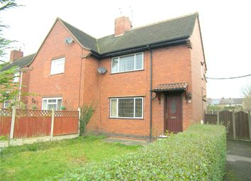 Thumbnail 2 bedroom semi-detached house to rent in Queen Street, Clay Cross, Chesterfield