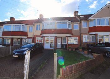Thumbnail 3 bed terraced house to rent in Lawford Gardens, Dartford