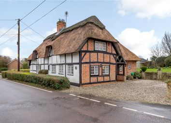 Thumbnail 3 bed detached house for sale in Northbrook, Micheldever, Winchester, Hampshire