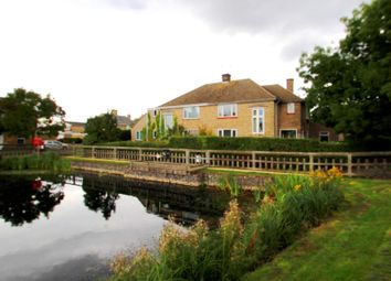 Thumbnail 3 bedroom semi-detached house to rent in Mill Green, Warboys, Huntingdon