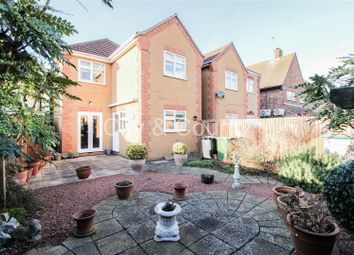 Thumbnail 4 bed detached house for sale in Eastfield Road, Eastfield, Peterborough