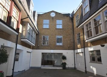 Thumbnail  Mews house for sale in St. Catherines Mews, London