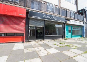 Thumbnail Retail premises to let in Albert Place, Whitefield, Manchester