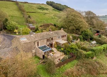 Thumbnail 3 bed cottage for sale in Clough Road, Slaithwaite, Huddersfield
