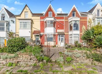 Thumbnail 6 bed terraced house for sale in The Promenade, Mount Pleasant, Swansea