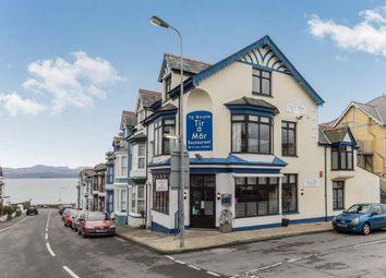 Thumbnail Leisure/hospitality for sale in Tir A Mor Restaurant, Mona Terrace, Criccieth, Gwynedd