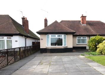 Thumbnail 3 bed semi-detached bungalow for sale in Heanor Road, Ilkeston