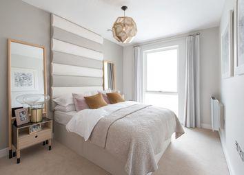 Thumbnail 3 bedroom flat for sale in Wandsworth Exchange, 25 Garratt Lane, London