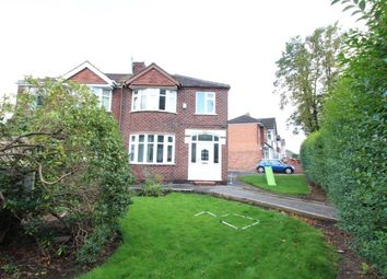 Thumbnail 3 bed semi-detached house for sale in Edale Road, Stretford, Manchester