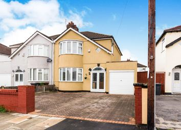 3 bed semi-detached house for sale in Church Road, Litherland, Liverpool L21