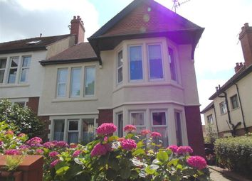 Thumbnail 2 bed flat to rent in Penylan Road, Penylan, Roath