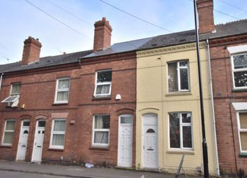 Thumbnail 2 bed terraced house to rent in Oxford Street, Stoke, Coventry