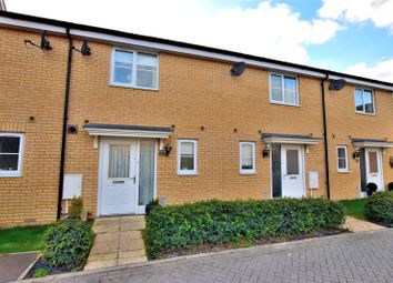 Thumbnail 2 bed terraced house for sale in The Croft, Little Canfield, Dunmow