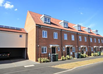 Thumbnail 3 bed property to rent in Fairway, Costessey, Norwich