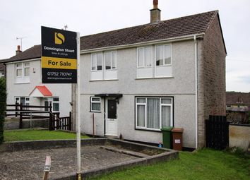 Thumbnail 2 bed semi-detached house for sale in Bampfylde Way, Plymouth