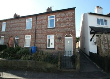 Thumbnail 2 bed end terrace house for sale in Church Lane, Sale