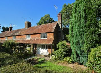 Thumbnail 2 bedroom terraced house for sale in Station Road, Durgates, Wadhurst