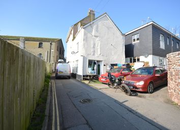 Thumbnail 1 bedroom semi-detached house for sale in Mulberry Street, Teignmouth