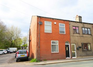 Thumbnail 3 bed end terrace house for sale in Dicconson Lane, Westhoughton, Bolton