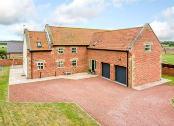 Thumbnail 4 bed detached house to rent in Tritlington, Morpeth, Northumberland