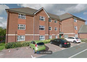 Thumbnail 2 bed flat to rent in Eastbury Way, Swindon