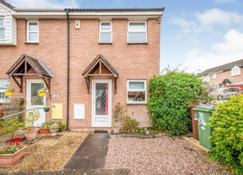 Thumbnail End terrace house for sale in Kirkstall Close, Plymouth