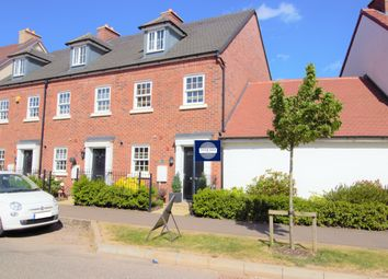 3 bed end terrace house for sale in King Alfred Way, Great Denham, Beds MK40