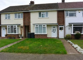 Thumbnail 2 bed terraced house for sale in Groveside, Henlow, Bedfordshire