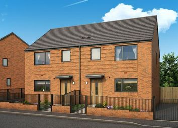 "Thumbnail 3 bed property for sale in ""The Allerton At Connell Gardens Phase 2 "" at Hyde Road, Manchester"