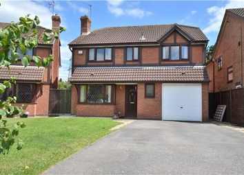 Thumbnail 4 bed detached house for sale in Blackwater Way, Longlevens, Gloucester
