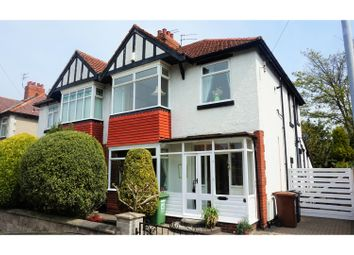 Thumbnail 3 bed semi-detached house for sale in Eltringham Road, Hartlepool
