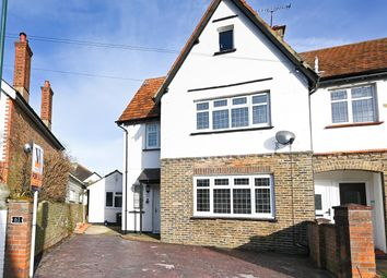 Thumbnail 5 bed semi-detached house for sale in Havelock Road, Bognor Regis