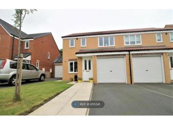 Thumbnail 3 bed semi-detached house to rent in Buckthorn Crescent, Stockton-On-Tees