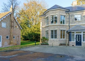 Thumbnail 2 bed flat for sale in The Elms, Thicket Road, Houghton, Huntingdon