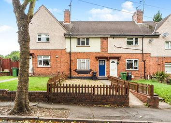 Thumbnail 2 bed semi-detached house to rent in Maple Road, Dudley