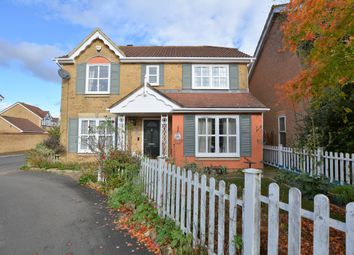 Thumbnail 4 bed detached house for sale in Chestnut Lane, Park Farm, Ashford