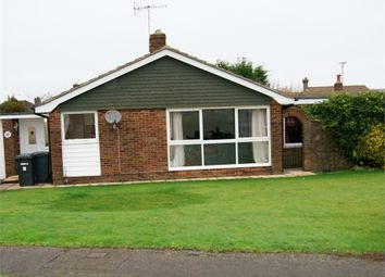 Thumbnail 2 bed detached bungalow to rent in Meadows Road, Eastbourne, East Sussex