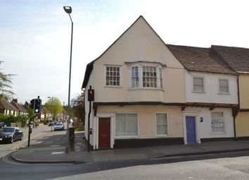 Thumbnail 2 bed end terrace house for sale in East Hill, Colchester, Essex