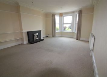 Thumbnail 2 bed flat to rent in Isca Road, Exmouth, Devon.