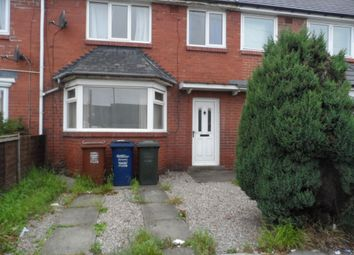 Thumbnail 3 bedroom terraced house to rent in Benton Road, High Heaton, Newcastle Upon Tyne