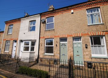 Thumbnail 2 bed terraced house to rent in Nursery Lane, Quorn, Loughborough