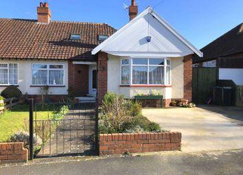 Thumbnail 3 bed semi-detached bungalow for sale in Hillside Road, Darlington