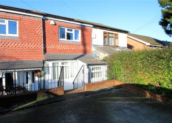 Thumbnail 2 bed terraced house to rent in Paynesfield Road, Tatsfield, Westerham